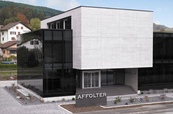 Construction d'un nouveau bâtiment industriel à la Grand-Rue 76 Malleray.