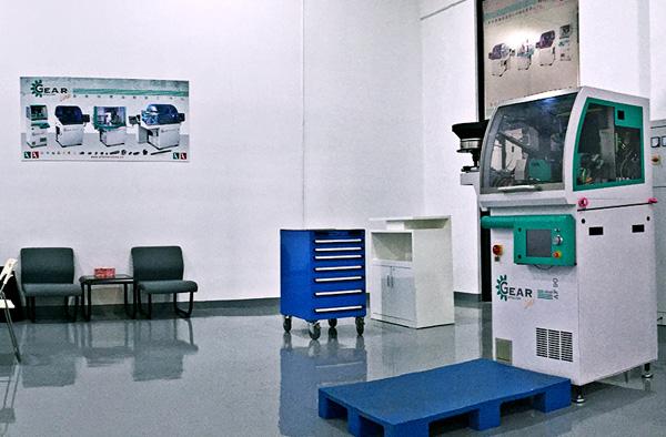 Bureau de vente et de services à Shanghai