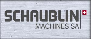 Schaublin Machines SA - Machine-outil de haute précision