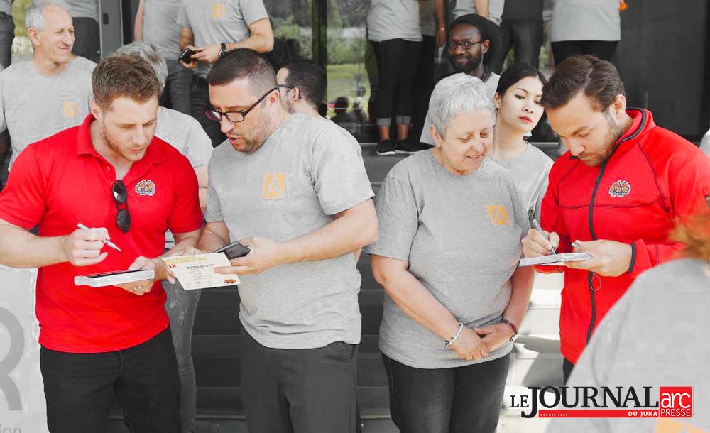 Press Release Journal du Jura - Affolter 100 years club