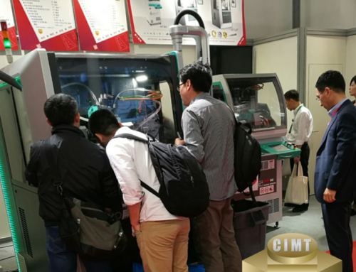 CIMT Exhibition April 15-20, 2019