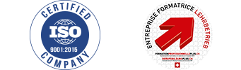 Certification ISO 2009-2015 / Entreprise formatrice