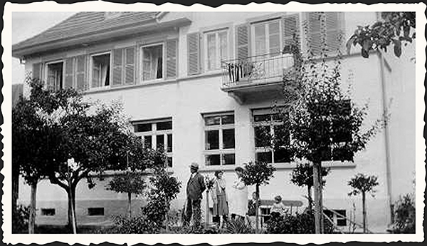 1926 batiment Affolter Rue du Pont 5 2735-Malleray