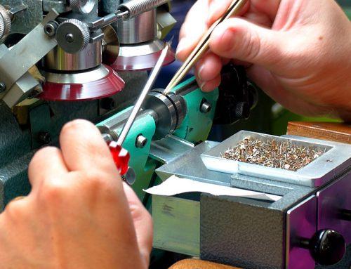 Mécanicien de production CFC option fabrication (spécialisation ROULAGE)