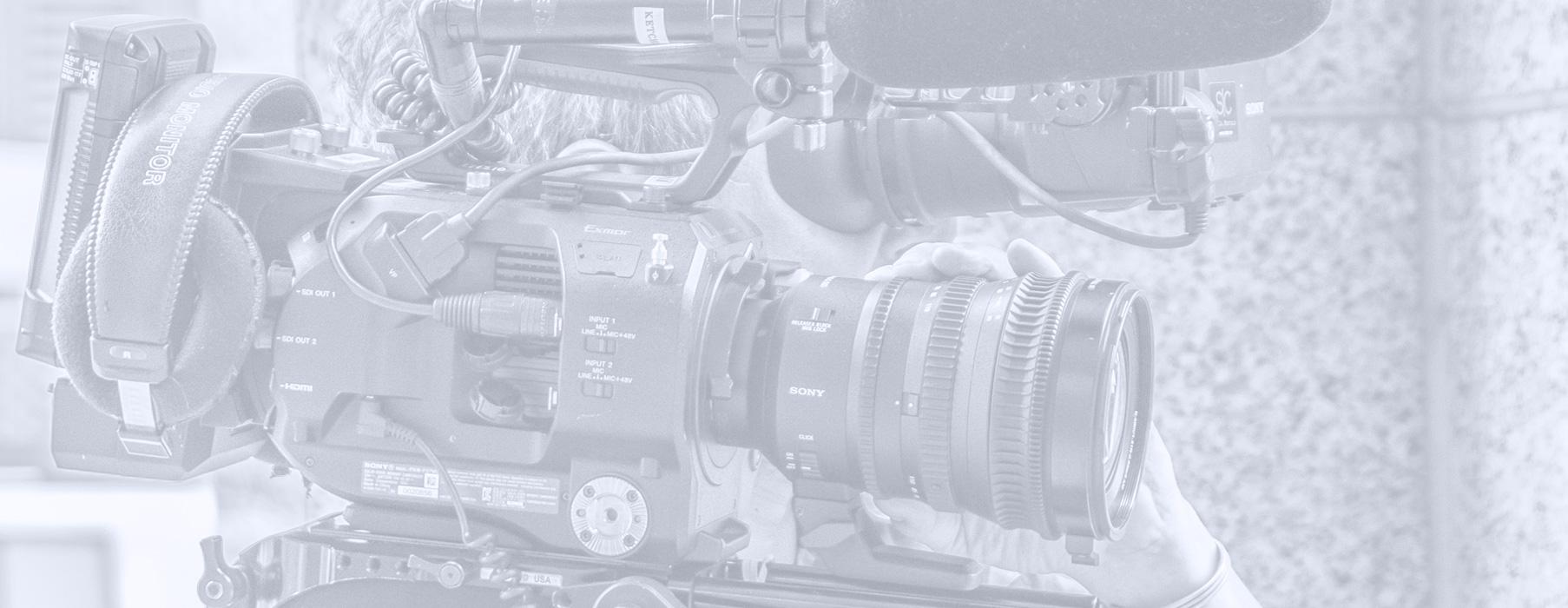 Média audio visuel, télévision, radio, reportage, interview