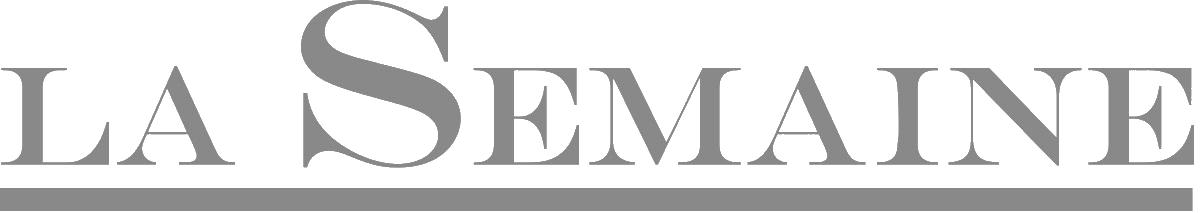 Logo journal hebodmadaire La Semaine