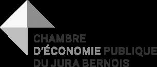 Logo Chambre d'économie publique du Jura Bernois (CEP)