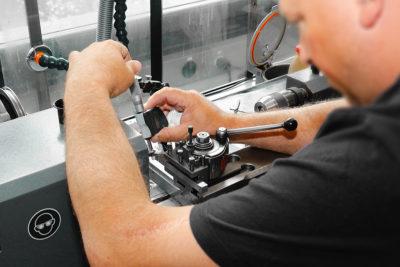 Mécanicien sur machines conventionnelles - Métier Affolter