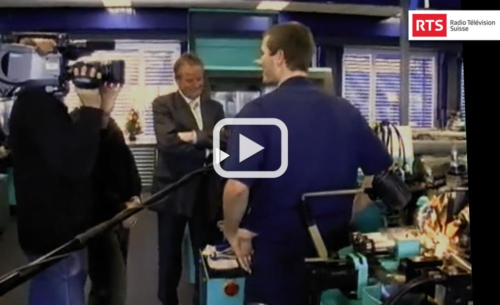 Le petit patron, sa femme et le banquier - Reportage télévision RTS, Temps présent | 18.05.2006