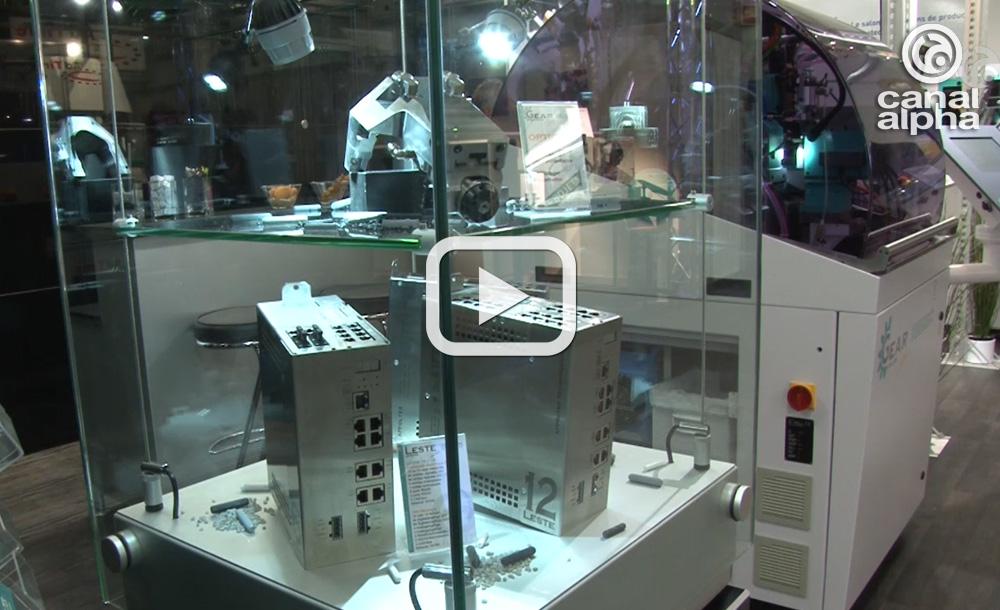 Le rêve éveillé des entrepreneurs de production microtechnique - Reportage télévision Canal Alpha, Minimag | 13.05.2014