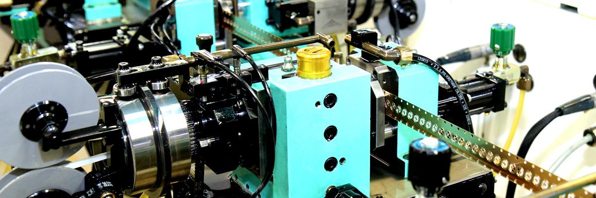 Fabrication de roues d'horlogerie automatisée par Affolter Pignons et développé par Affolter Technologies