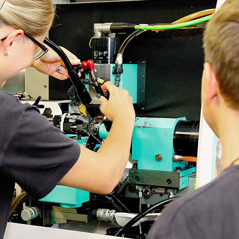 apprentissage mécanicien de production option fabrication spécialisation taillage annonce