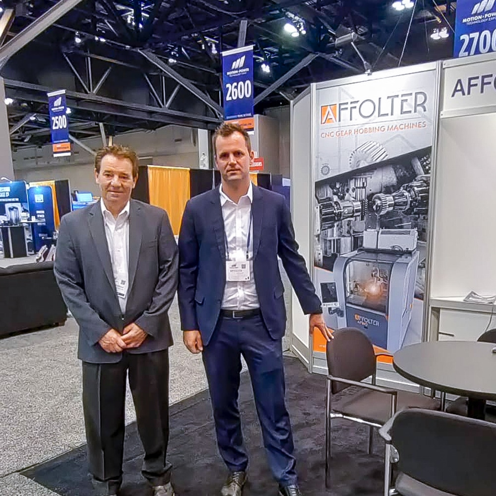 affolter exhibition motion power usa rotecr tools 2021