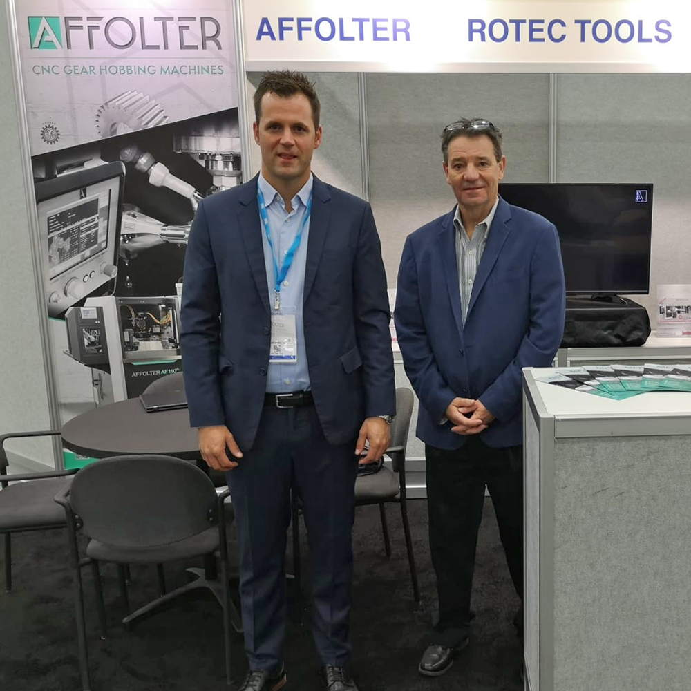 TradeShow exhibition - MotionPower 2019